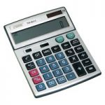 Calculator de birou 14 digiti Tm6014 Tornado 2000
