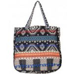 Scully Jacquard Aztec Tote