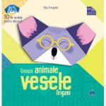 Creeaza animale vesele - Origami
