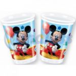 Set 8 pahare party Mickey Mouse Playful