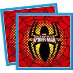 Set 20 servetele party Ultimate Spiderman