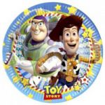 Set 8 farfurii 20 cm Toy Story Star Power