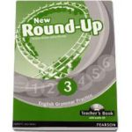 New Round Up Level 3 - English Grammar Practice Teachers Book. With Audio CD
