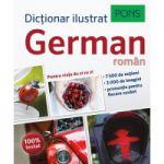 Dictionar ilustrat german-roman. Pons