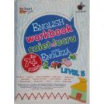 English workbook caiet de lucru 7+ Level 5
