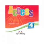 Access 4. Students audio CD 1 (Intermediate B1)