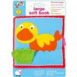 Large Soft Book Carticica moale Hide & Seek