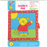 Large Soft Book Carticica moale Teddy's Day