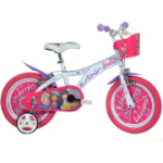 Bicicleta copii 16' - Barbie Dreams