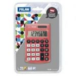 Calculator 8 DG MILAN 150908RBL rosu