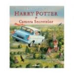 Harry Potter si Camera Secretelor, editie ilustrata