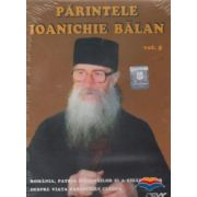 Parintele Ioanichie Balan. Vol. 5 (CD - DivX video)