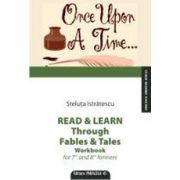 READ & LEARN THROUGH FABLES & TALES WORKBOOK FOR 7 AND 8 FORMERS