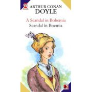 A SCANDAL IN BOHEMIA/SCANDAL IN BOEMIA