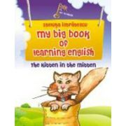 MY BIG BOOK OF LEARNING ENGLISH- THE KITTEN IN THE MITTEN