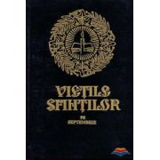 Vietile sfintilor - septembrie