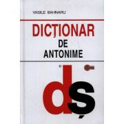 Dictionar de antonime (cartonat)