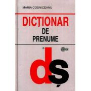 Dictionar de prenume (cartonat)