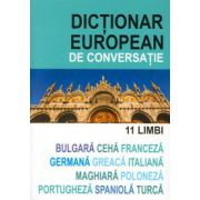 DICTIONAR EUROPEAN DE CONVERSATIE