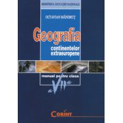 GEOGRAFIA CONTINENTELOR - Manual a VII-a