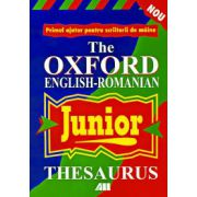 THE OXFORD ENGLISH-ROMANIAN JUNIOR THESAURS