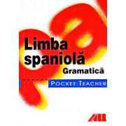 POCKET TEACHER - LIMBA SPANIOLA. GRAMATICA