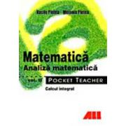 POCKET TEACHER - ANALIZA MATEMATICA, VOL. I