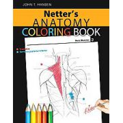 Netter's Anatomy Coloring Book: with Student Consult Access, 1e (Netter Basic Science)