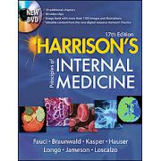 Harrison's Principles of Internal Medicine, 17th Edition