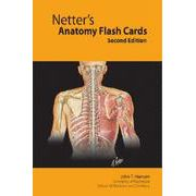 Netters Anatomy Flash Cards, by Hansen, 2nd Edition
