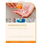 Pharmaceutics: the science of medicine design