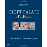 Cleft Palate Speech