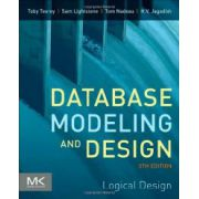 Database Modeling and Design Logical Design