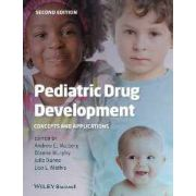 Pediatric Drug Development