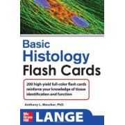 Lange Basic Histology Flash Cards