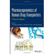 Pharmacogenomics of human drug transporters; clinical impacts.
