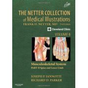 The Netter collection of medical illustrations; musculoskeletal