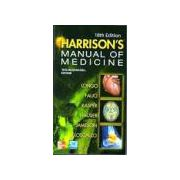 Harrisons Manual of Medicine 18/E