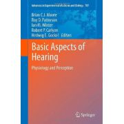 Basic Aspects of Hearing: Physiology and Perception