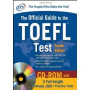 Official Guide to The TOEFL Test With CD-ROM, 4th ed.