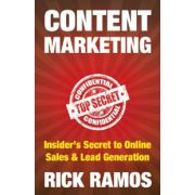 Content Marketing: Insider's Secret to Online Sales and Lead Generation