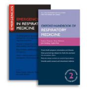 Oxford Handbook of Respiratory Medicine: WITH Emergencies in Respiratory Medicine