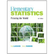 Elementary Statistics : Picturing the World (5th Edition)