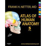 Netter, Atlas of Human Anatomy : With Student Consult Online Access