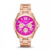 Fossil - Cecile Multifunction Stainless Steel Watch – Rose Gold-Tone