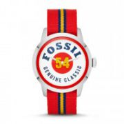 Fossil - Townsman Two-Hand Nylon Watch – Striped