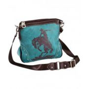 Montana West Bucking Bronco Crossbody Bag