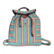 Scully Striped Backpack