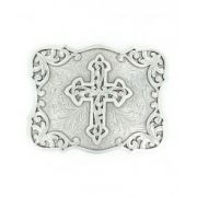 Nocona Filigree Cross Buckle
