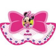 Set 6 masti decupate Minnie Bow-tique